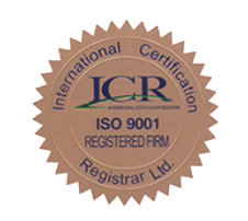 Certificato di garanzia e qualita′ ISO 9001:2008