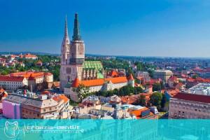 Zagabria capitale della Croazia e del turismo dentale